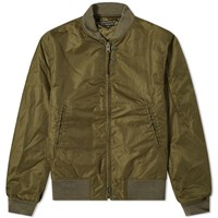 Engineered Garments Aviator Jacket Green