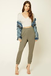Forever 21 French Terry Sweatpants