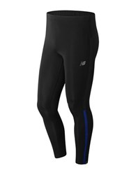 New Balance Accelerate Athletic Tights Blue