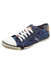 Mustang Trainers Jeansblau Blue