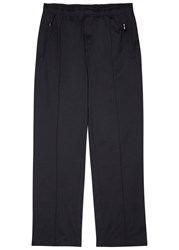 Our Legacy Navy Cotton Blend Jogging Trousers