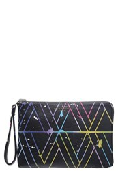 Paul's Boutique Fleur Clutch Multi Multicoloured