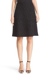 St. John Women's Collection Cavalla Knit Skirt