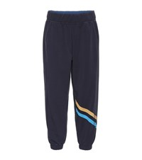 Lndr Cool Down Trackpants Blue