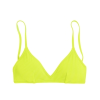 J.Crew Neon French Top Neon Yellow