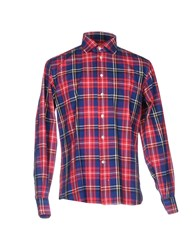Brio Shirts Red