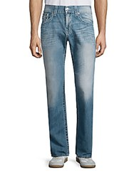 True Religion Whiskered Five Pocket Jeans Cmvl Gold