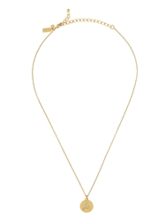 Kate Spade Pave Initial Letter Pendant