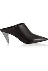 Narciso Rodriguez Michala Leather Mules
