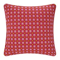 Pip Studio Latika Cushion 45X45cm Red