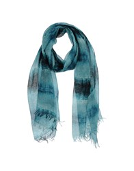 Marani Jeans Accessories Stoles Women Deep Jade