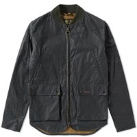 Barbour Camber Wax Jacket Green