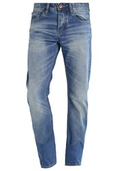 Superdry Copperfill Jeans Tapered Fit Blue Stone Stone Blue Denim