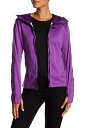 Helly Hansen Ullr Freeride Midlayer Jacket Purple