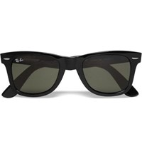 Ray Ban Original Wayfarer Acetate Sunglasses Black