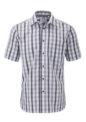 Skopes Men's Soft Touch Casual Shirts Grey