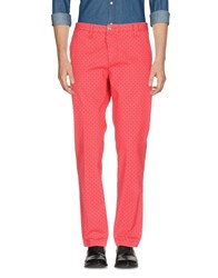 Shaft Casual Pants Red