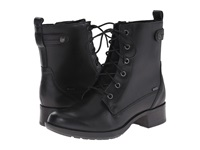 Cobb Hill Carrie Black Women's Lace Up Boots