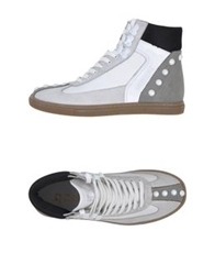 Galliano High Tops And Trainers Light Grey