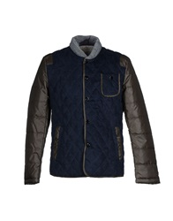 Red Soul Jackets Dark Blue