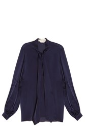 Merchant Archive Cocoon Shirt Navy