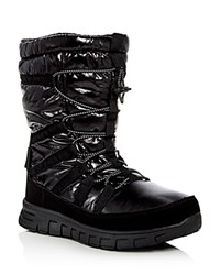 Khombu Altam Waterproof Cold Weather Boots Black