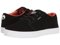 Osiris Mesa Black Marble Turner Men's Skate Shoes