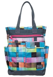 Chiemsee Sports Bag Cessy Cabaret Multicoloured