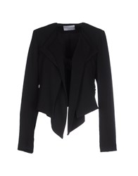 Axara Paris Suits And Jackets Blazers Women Black