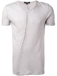 Unconditional Classic Plain T Shirt Nude And Neutrals