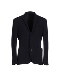 U Ni Ty Suits And Jackets Blazers Men Dark Blue