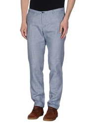 Reservado Casual Pants Blue