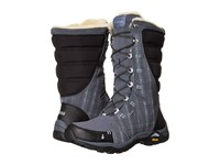 Ahnu Northridge Insulated Wp Winter Smoke Women's Waterproof Boots Black