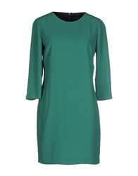 Fabrizio Lenzi Dresses Short Dresses Women Green