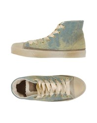 Beverly Hills Polo Club Footwear High Tops And Trainers Women Blue