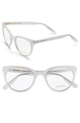 Women's Jason Wu 'Patrice' 50Mm Optical Glasses Plexi