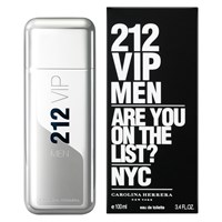 Carolina Herrera 212 Vip Men's Eau De Toilette