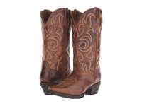 Laredo Dianna Rust Cowboy Boots Red