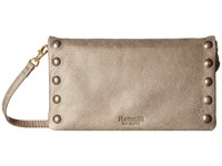 Hammitt Pierce Embossed Pewter Gold Handbags