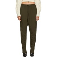 3.1 Phillip Lim Green Suiting Track Pants
