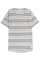 Closed Striped T Shirt Stripes