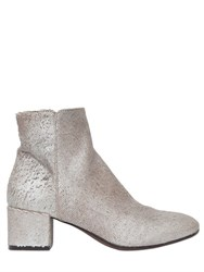 Attilio Giusti Leombruni 50Mm Laser Cut Leather Ankle Boots