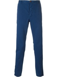 Al Duca D'aosta 1902 Chino Trousers Blue