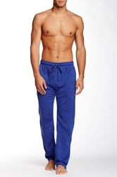 Bottoms Out Sweater Fleece Sleep Pant Blue