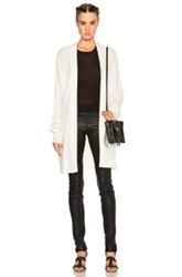 Rta Serge Cardigan Sweater In Neutrals