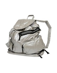 Diesel Backpacks And Fanny Packs Light Grey