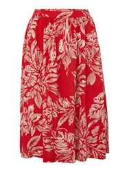 Minimum Maddalena Skirt Red