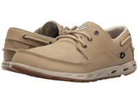 Columbia Bahama Boat Pfg British Tan Waterfall Men's Shoes