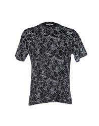 Carven T Shirts Black