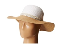 Bcbgeneration Pretty Pearl Floppy Nautral Traditional Hats Neutral
